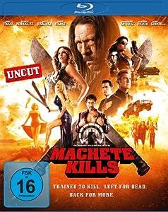 Machete Kills - Uncut [Blu-ray]