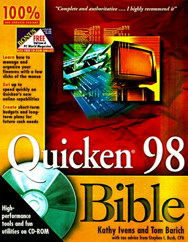 Quicken 98 Bible (Bible (Wiley))