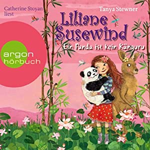 Ein Panda ist kein Känguru (Liliane Susewind 6) Hörbuch