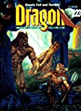 Dragon Magazine No 223 (Monthly Magazine) (0786902744) by Mohan, Kim
