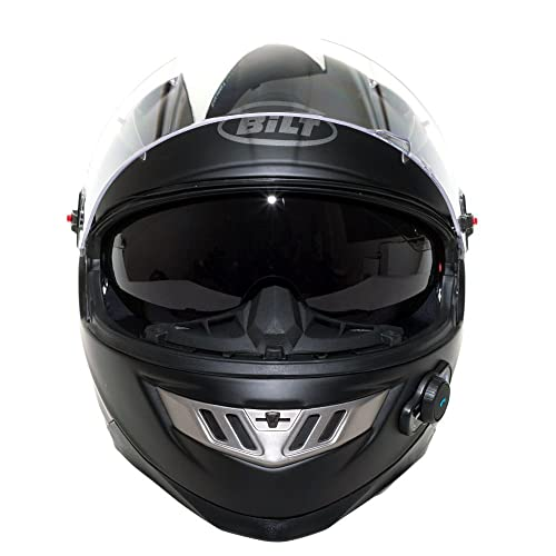 BILT Techno Bluetooth Full-Face helmets reviews