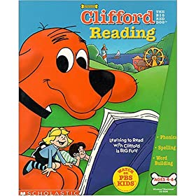 Clifford The Big Red Dog Knotting