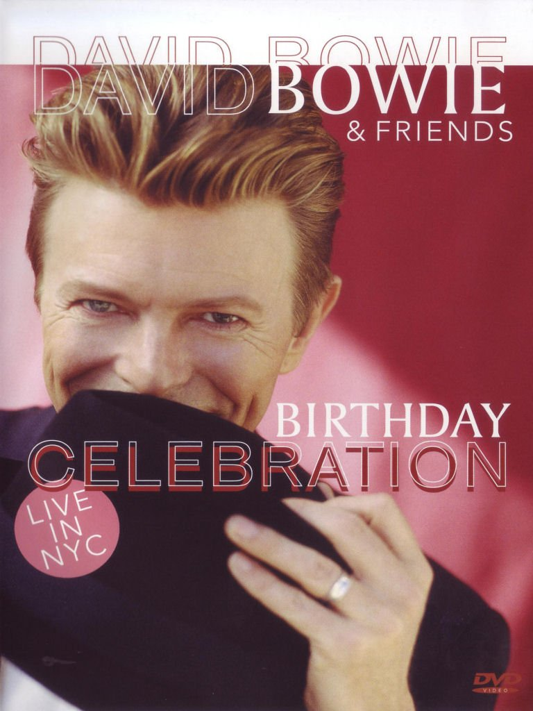 David Bowie & Friends『Birthday Celebration-Live in NYC 1997』