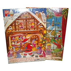 Advent Calendar 24pc (PeA) (50g) or (Windel) 75g