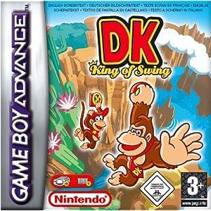 DK : King of Swing GBA