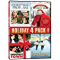 Holiday Quad Feature Volume 1 (A Christmas Proposal / The Town That Banned Christmas / Christmas Town / Tom & Thomas)