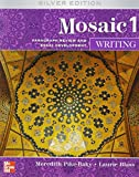 img - for Mosaic Level 1 Writing Student Book book / textbook / text book