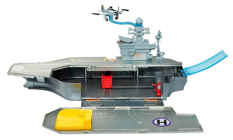 Amazon.com: Disney Planes Aircraft Carrier Playset: Toys