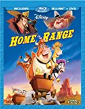 Home on the Range [Blu-ray + DVD]