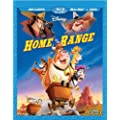 Home on the Range [Blu-ray] [2004] [US Import]
