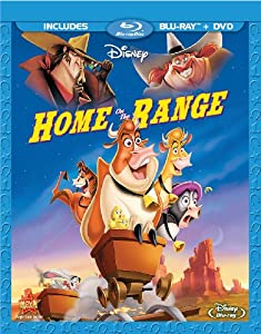 Home on the Range [Blu-ray]