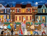 Picture Of <h1>Trick or Treat 2 &#8211; A 500 Piece Jigsaw Puzzle by SunsOut</h1>