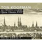 Vol.7-Buxtehude:Opera Omnia XVII