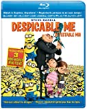 Despicable Me 3D - Détestable moi [Blu-ray 3D + Blu-ray + DVD + UltraViolet] (Version française)