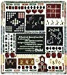 """A Hundred Years From Now"" Teacher Inspirational Afghan Throw Blanket 48"" x 60"""