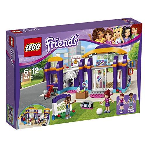 レゴ (LEGO) フレンズ ハートレイク スポーツクラブ 41312