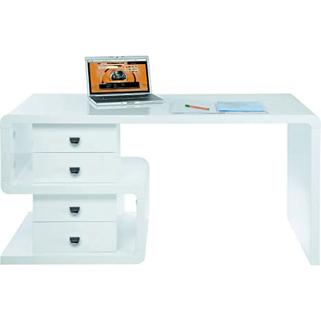 Kare design - Bureau white club snake