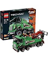 Lego Technic - 42008 - Jeu de Construction - Le Camion de Service