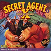 Secret Agent X #6: Hand of Horror | Paul Chadwick