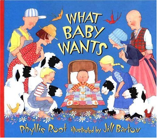 What Baby Wants front-764649