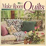 Make Room for Quilts (1564772217) by Hussain, Donna