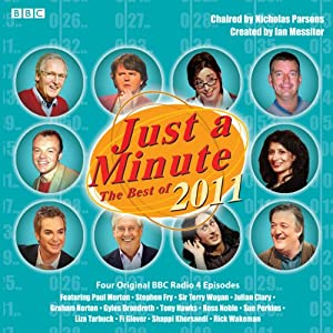 Just A Minute: The Best of 2011 Radio/TV Program