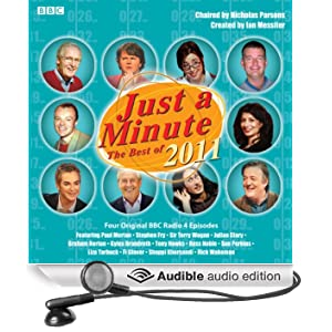 Just A Minute: The Best of 2011