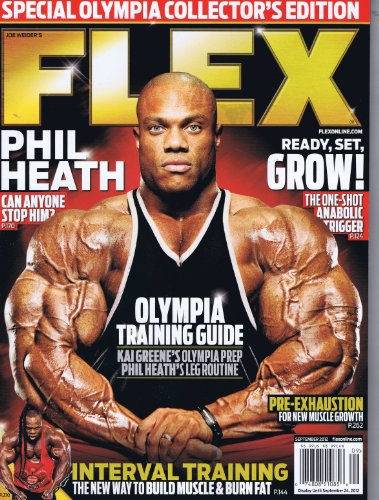 Flex [US] September 2012 (単号)