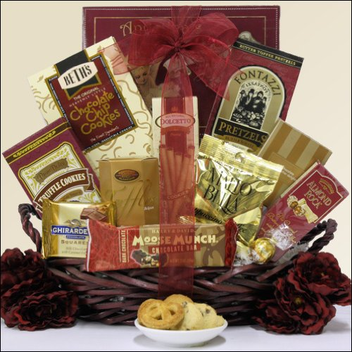 Chocolate Delights: Gourmet Chocolate Gift Basket