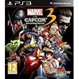 Marvel vs Capcom 3 : fate of two worldspar Capcom