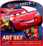 Artistic Studios Disney Pixar Cars Character Art Tote Activity Set