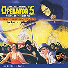 Operator #5 #16, July 1935 Audiobook by Curtis Steele,  RadioArchives.com Narrated by Milton Bagby
