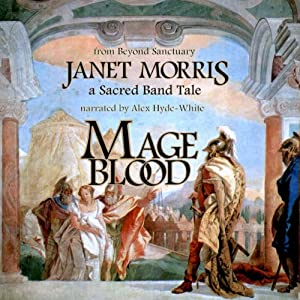 Mage Blood Audiobook