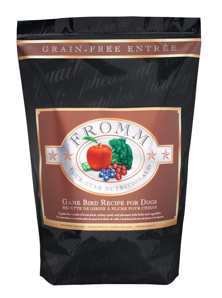 Reviews Of Fromm Grain Free Dog Food