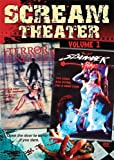 Scream Theater Double Feature 2 [DVD] [Region 1] [US Import] [NTSC]
