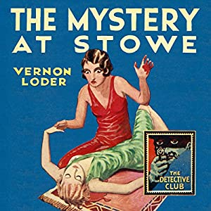 The Mystery at Stowe Audiobook