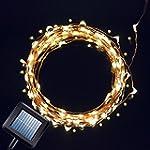 Solar Powered String Light, Amir 100...