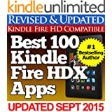 Best 100 Kindle Fire HDX Apps (Updated With Top Apps for the Kindle Fire HDX!)