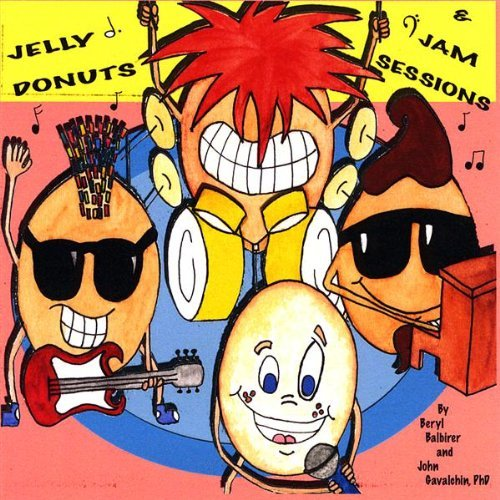 Jelly Donuts & Jam Sessions by Jelly Donut Band
