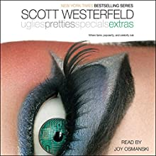 Extras (       UNABRIDGED) by Scott Westerfeld Narrated by Joy Osmanski