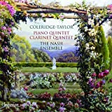 Coleridge-Taylor : Quintette avec piano et Quintette avec clarinette