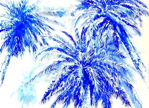 under-palm-trees-ultramarine-blue-shades