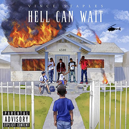 Original album cover of Hell Can Wait [Explicit] by Vince Staples