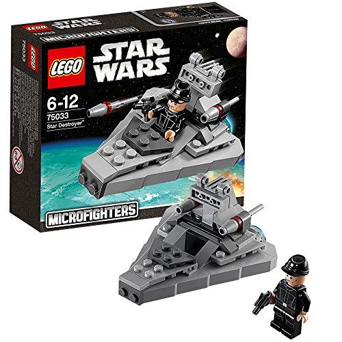 Lego Star Wars Micro Fighters 75033 - Star Destroyer