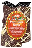 Traverse Bay Confections Milk Chocolate Bar, Pumpkin, 6-Ounce (Pack of 3)
