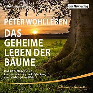 Das geheime Leben der Bäume Audiobook