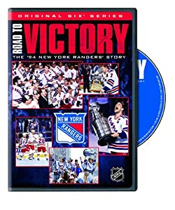NHL Road to Victory: The New York Rangers Story