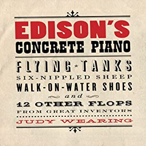 Edison's Concrete Piano Audiobook