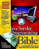 img - for Java Servlet Programming Bible by Suresh Rajagopalan (2002-03-01) book / textbook / text book