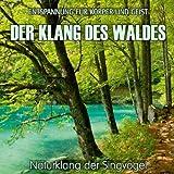 """Der Klang des Waldes - Naturklang der Singv�gel (ohne Musik) Entspannung f�r K�rper und Geistvon """"Electric Air Project"""""""